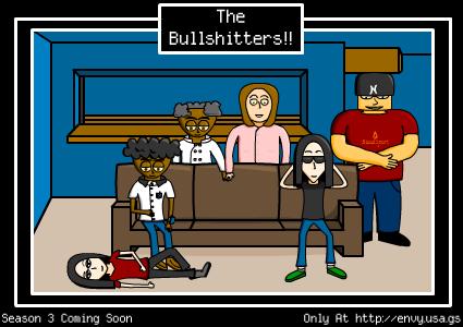 The Bullshitters Season 3