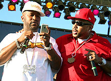 UGK, a rap duo well known for singing about, and then dieing from, Grape Drank consumption. If they were alive today, they would likely enjoy four loko on a semi-regular basis.